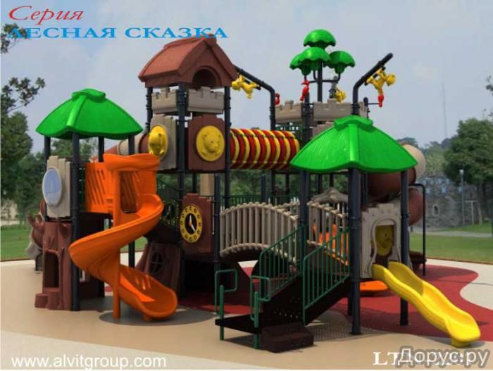 Предлагаем современные Игровые комплексы, детские горки, игровое оборудование - Детские товары - Пре..., фото 1