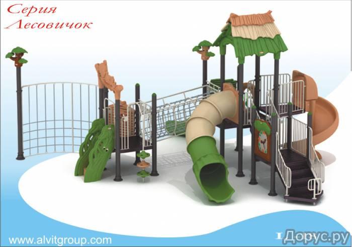 Предлагаем современные Игровые комплексы, детские горки, игровое оборудование - Детские товары - Пре..., фото 2