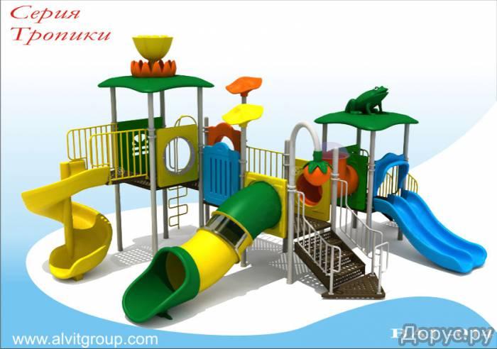 Предлагаем современные Игровые комплексы, детские горки, игровое оборудование - Детские товары - Пре..., фото 3