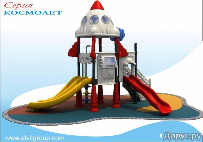 Предлагаем современные Игровые комплексы, детские горки, игровое оборудование - Детские товары - Пре..., фото 5