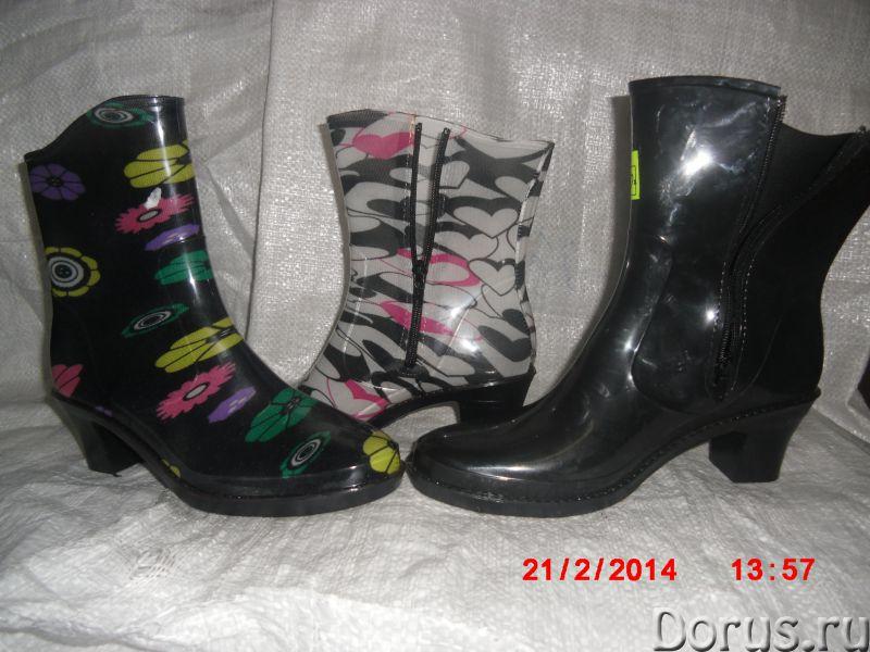 Резиновая обувь оптом и в возницу - Одежда и обувь - Предлагаем оптом и в розницу сапоги детские, по..., фото 2