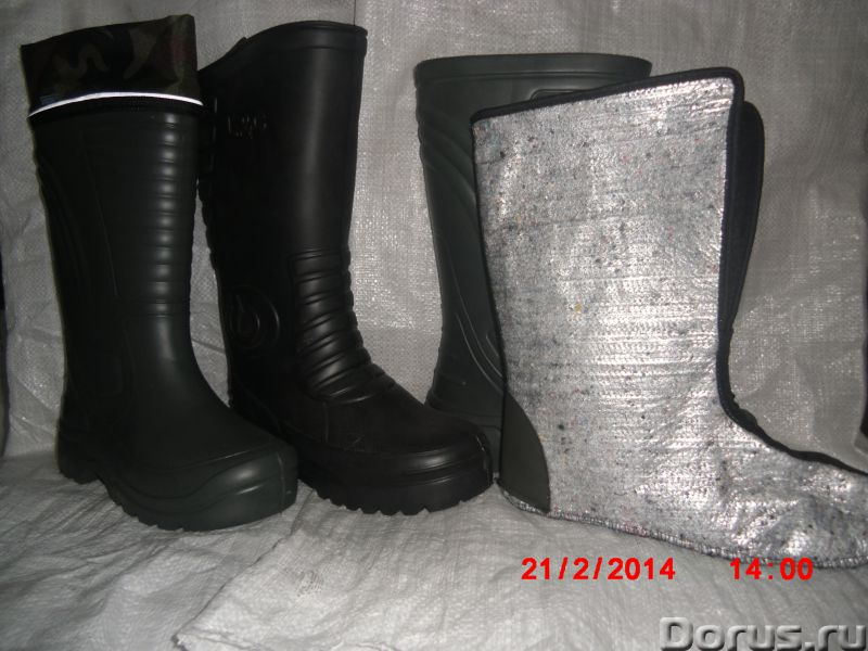 Резиновая обувь оптом и в возницу - Одежда и обувь - Предлагаем оптом и в розницу сапоги детские, по..., фото 5